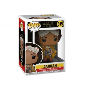 Star Wars - Jannah EP 9 Pop! Vinyl
