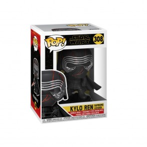 Star Wars - Kylo Ren Supreme Leader EP 9 Pop! Vinyl