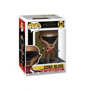 Star Wars - Zorii Bliss EP 9 Pop! Vinyl