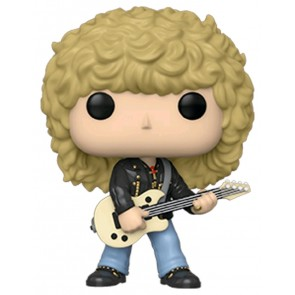 Def Leppard - Rick Savage Pop! Vinyl