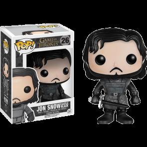 Game of Thrones - Jon Snow Castle Black Pop! Vinyl Figure