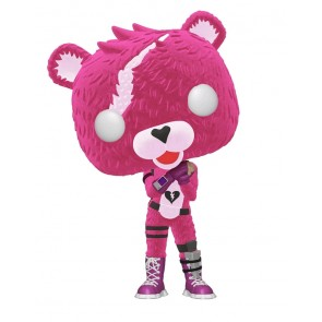 Fortnite - Cuddle Team Leader Flocked US Exclusive Pop! Vinyl