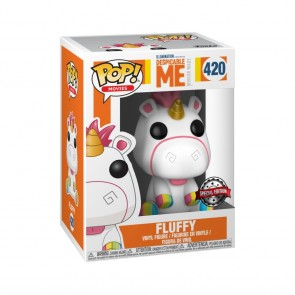 Despicable Me 3 - Fluffy Rainbow Hooves US Exclusive Pop! Vinyl