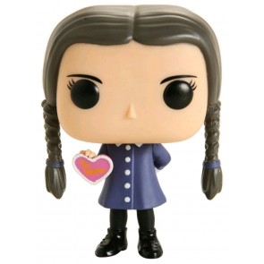 The Addams Family - Wednesday Valentines US Exclusive Pop! Vinyl