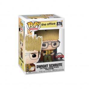 The Office - Dwight Schrute Hay King US Exclusive Pop! Vinyl