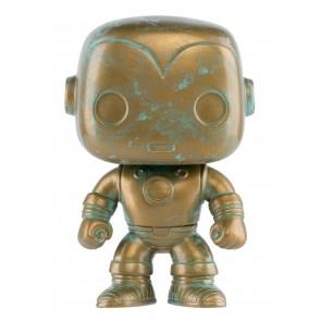 Iron Man - Marvel 80th Anniversary Patina US Exclusive Pop! Vinyl