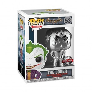 Batman - The Joker Silver Chrome US Exclusive Pop! Vinyl