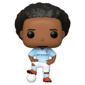 Football: Manchester City - Leroy Sane Pop! Vinyl