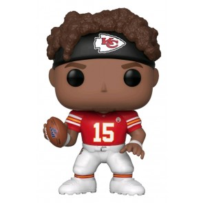NFL: Chiefs - Patrick Mahomes II Pop! Vinyl