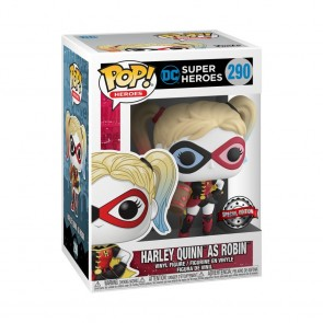 Batman - Harley as Robin US Exclusive Pop! Vinyl
