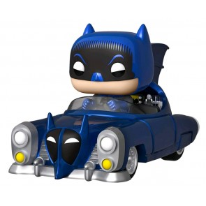 Batman - Batmobile 1950 Metallic 80th Anniversary US Exclusive Pop! Ride