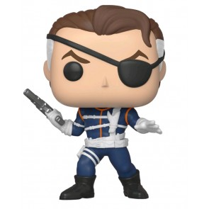 Marvel - Nick Fury 1st Appearance 80th Anniversary Pop! Vinyl NYCC 2019