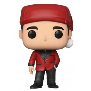 The Office - Michael as Santa Bond Pop! Vinyl
