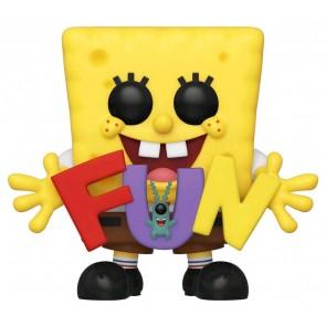 Spongebob - Spongebob with FUN US Exclusive Pop! Vinyl