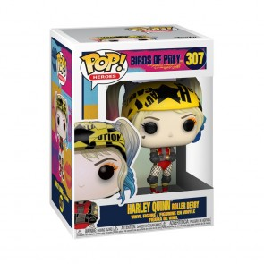 Birds of Prey - Harley Quinn Roller Derby Pop! Vinyl