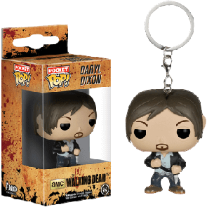 The Walking Dead - Daryl Pocket Pop! Keychain