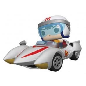 Speed Racer - Speed with Mach 5 Pop! Ride