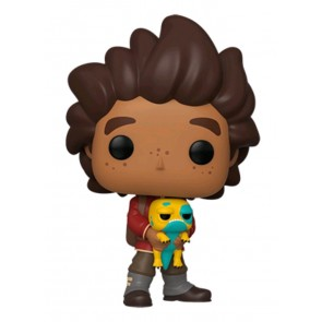 Dragon Prince - Ezran Pop! Vinyl