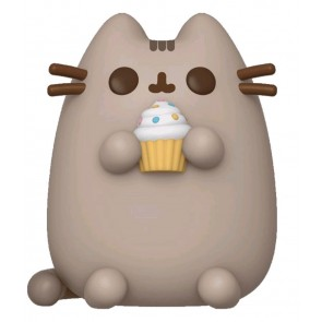 Pusheen - Pusheen with Cupcake US Exclusive Pop! Vinyl