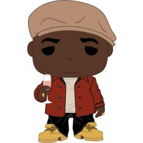 Notorious BIG - Notorious BIG Big Poppa US Exclusive Pop! Vinyl