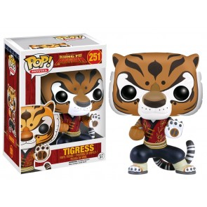 Kung Fu Panda - Tigress Pop! Vinyl Figure