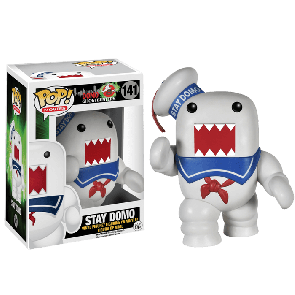 Ghostbusters - Stay Puft Domo Pop! Vinyl Figure