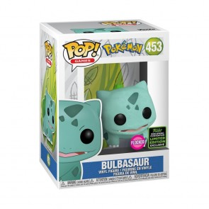 Pokemon - Bulbasaur FL Pop! Vinyl ECCC 2020