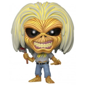 Iron Maiden - Killers Skeleton Eddie Pop! Vinyl