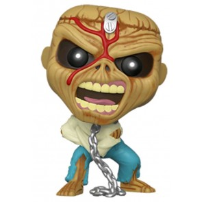 Iron Maiden - Piece of Mind Skeleton Eddie Pop! Vinyl