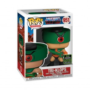 Masters of the Universe - Tri-Klops Pop! Vinyl ECCC 2020