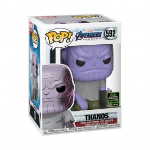 Avengers 4 - Thanos with Magnet Arm Pop! Vinyl ECCC 2020