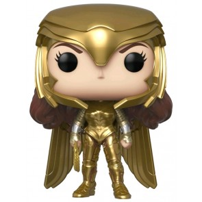 Wonder Woman: 1984 - Wonder Woman Gold Power Pose Pop! Vinyl