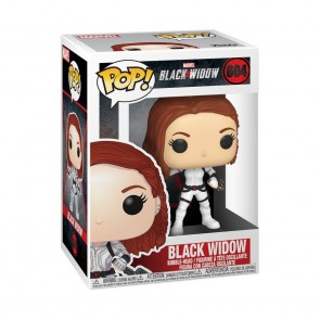 Black Widow - Black Widow White Pop! Vinyl