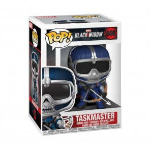 Black Widow - Taskmaster with Bow Pop! Vinyl