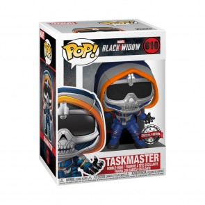 Black Widow - Taskmaster with Claws US Exclusive Pop! Vinyl