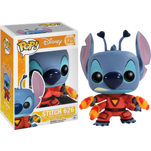 Lilo & Stitch - Stitch 626 Alien Pop! Vinyl Figure