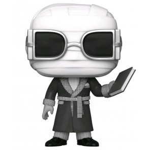 Universal Monsters - Invisible Man Black & White US Exclusive Pop! Vinyl