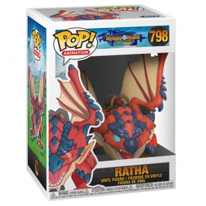 Monster Hunter Stories - Ratha Pop! Vinyl