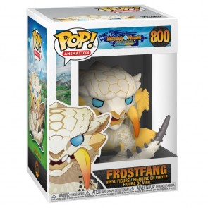 Monster Hunter Stories - Frostfang Pop! Vinyl