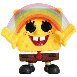 SpongeBob SquarePants - SpongeBob with Rainbow Diamond Glitter US Exclusive Pop! Vinyl
