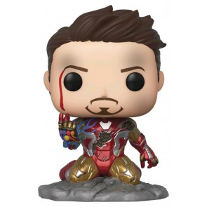 Avengers 4: Endgame - I Am Iron Man Glow Pop! Deluxe