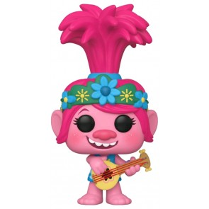 Trolls World Tour - Poppy with Guitar US Exclusive Pop! Vinyl