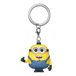 Minions 2: Rise of Gru - Otto w/Pet Rock Pocket Pop! Keychain