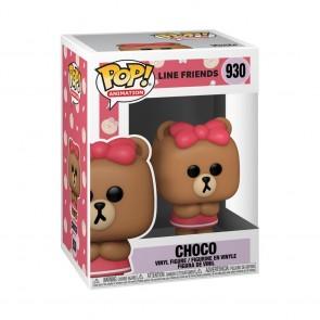 Line Friends - Choco Pop! Vinyl