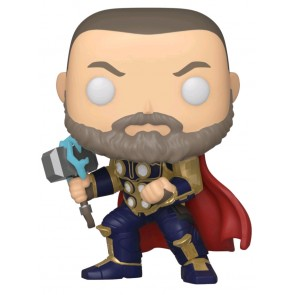 Avengers (Video Game 2020) - Thor Glow US Exclusive Pop! Vinyl