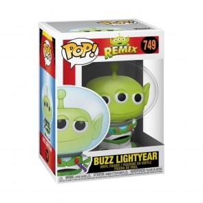 Pixar - Alien Remix Buzz Pop! Vinyl