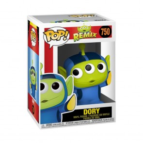 Pixar - Alien Remix Dory Pop! Vinyl