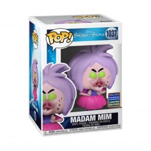 Sword in the Stone - Madam Mim Pig Pop! Vinyl WonderCon 2021