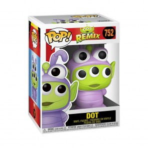 Pixar - Alien Remix Dot Pop! Vinyl