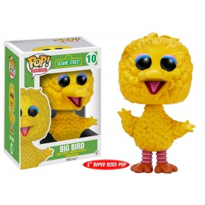 "Sesame Street - Big Bird 6"" Pop! Vinyl Figure"